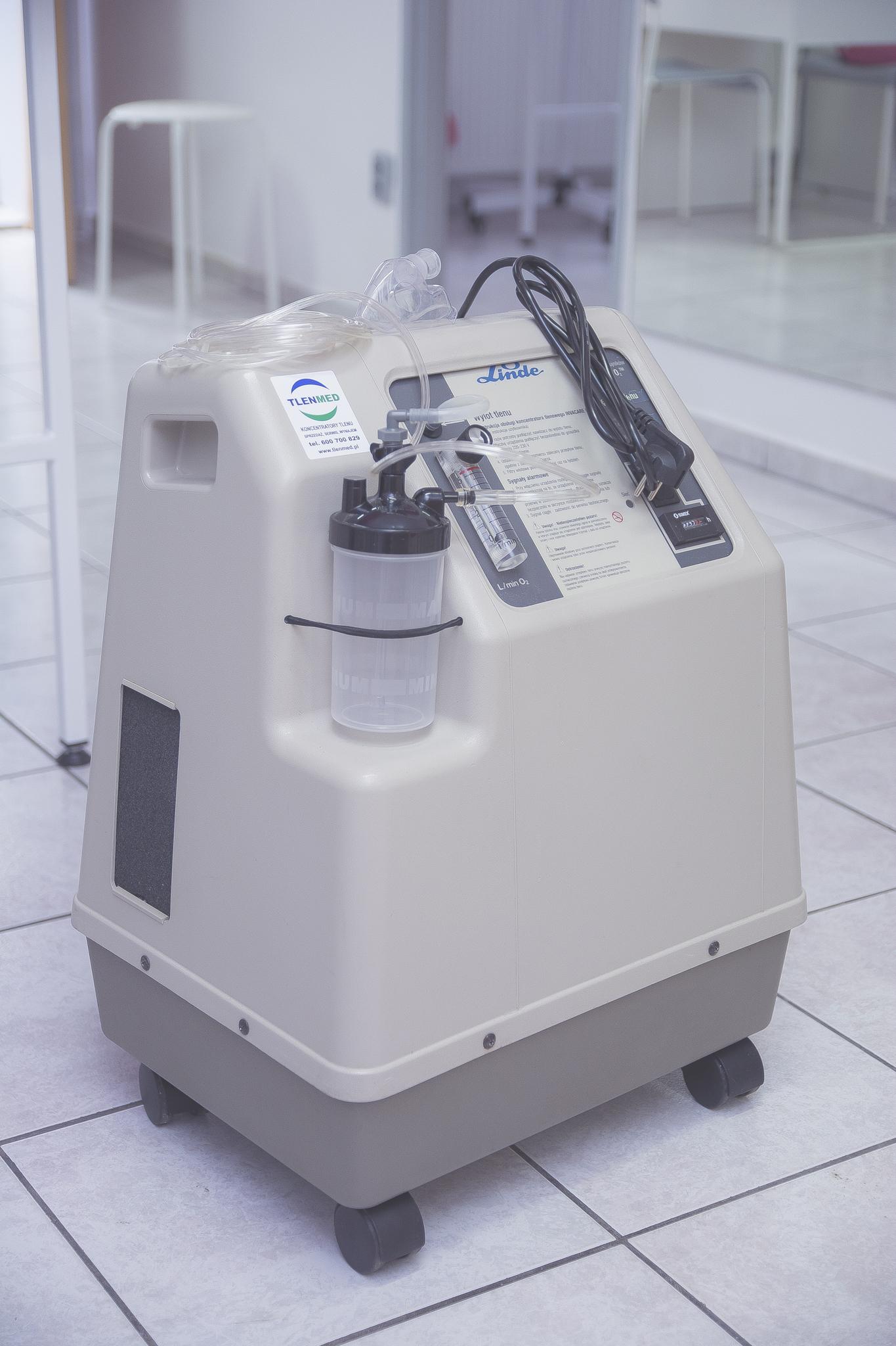 koncentrator tlenu   KreVetki